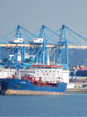 Coastal Shipping Service