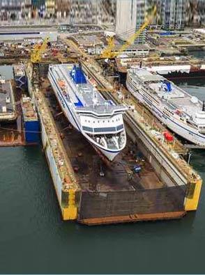 Dry-Docking Service